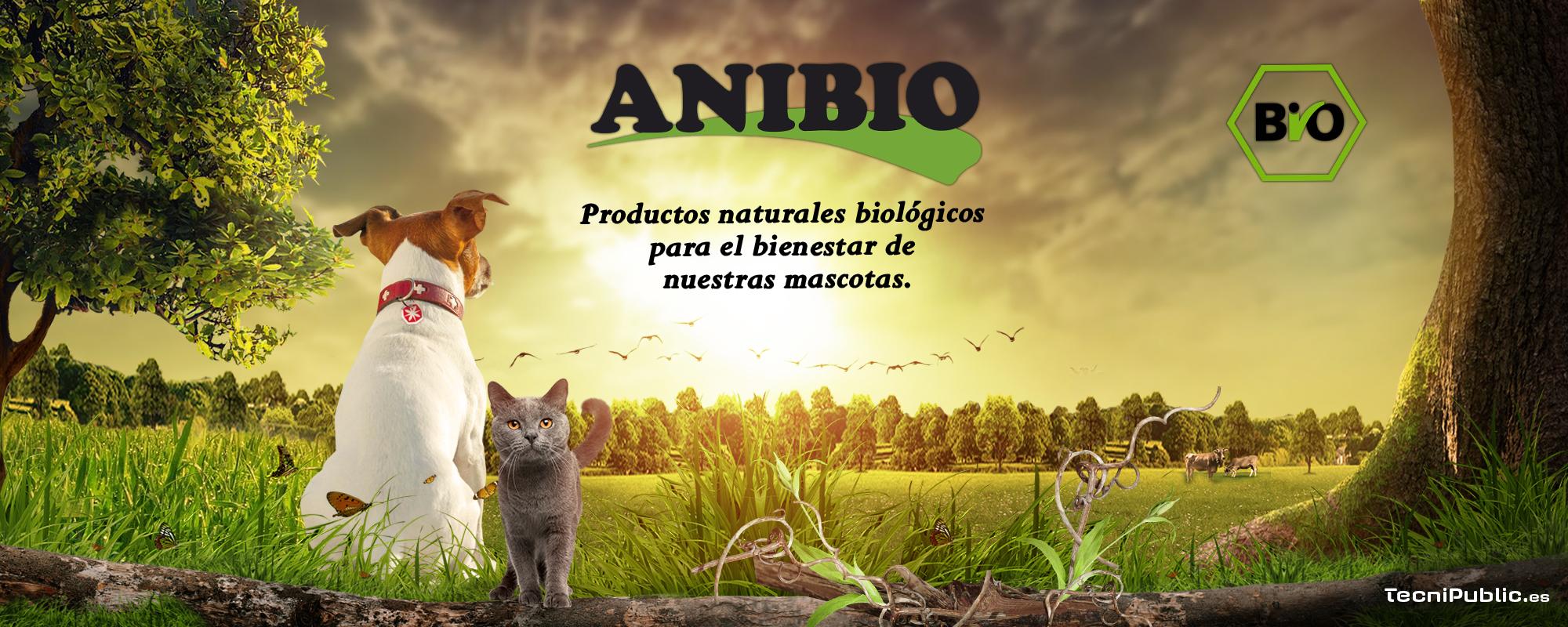 Anibio productos naturales y biológicos para el bienestar de nuestros perros y gatos
