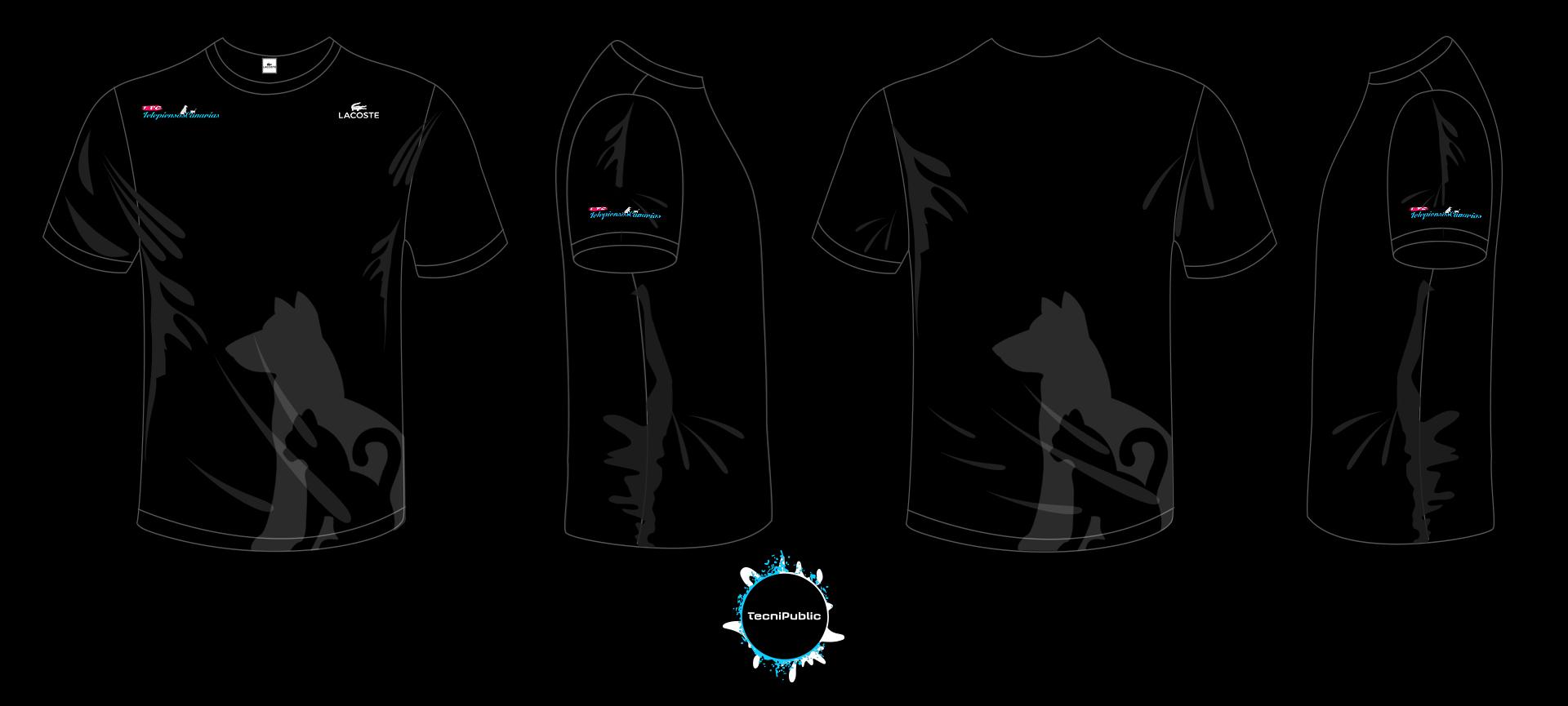 Camisetas TelepienosCanarias - 2017