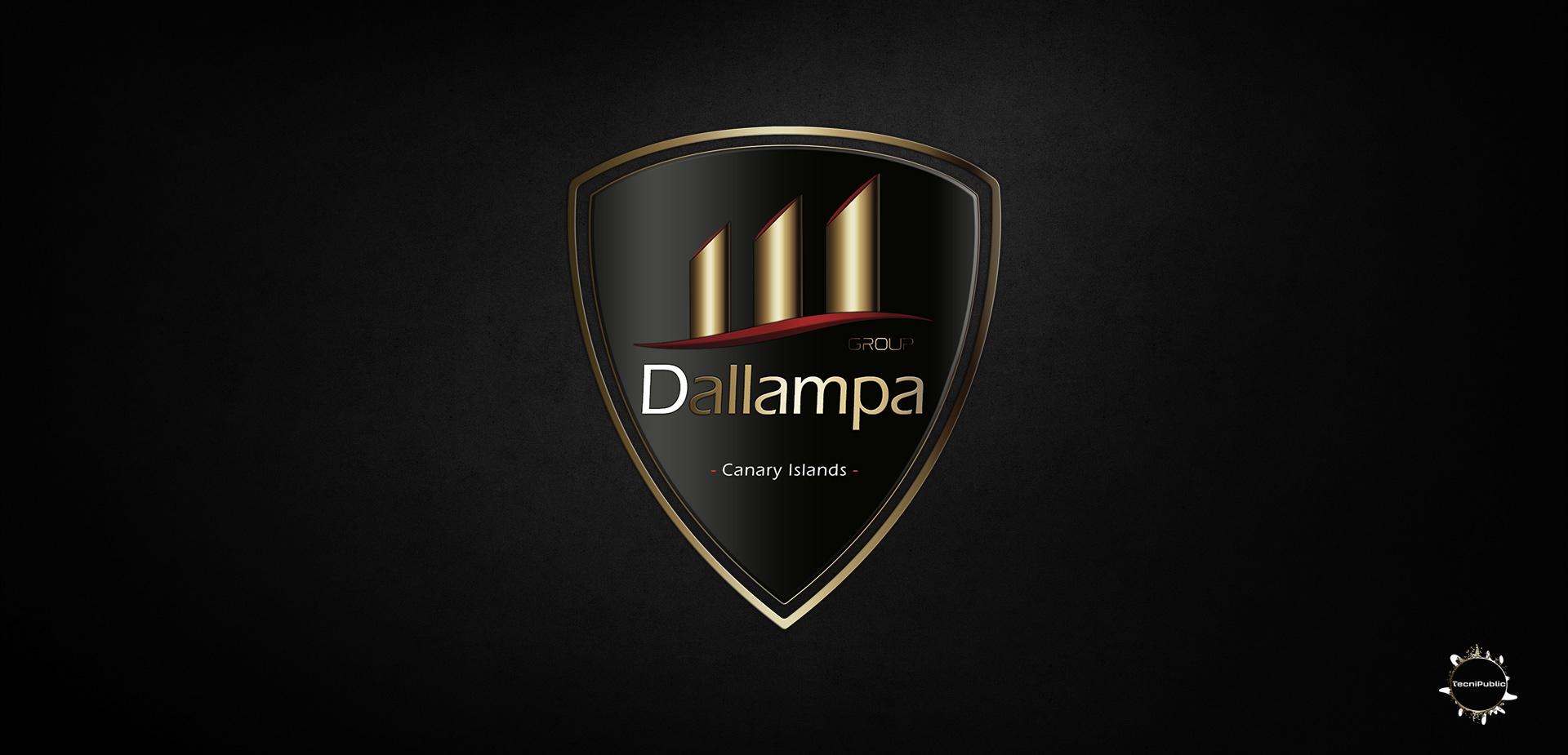 Logotipo secundario del Grupo Dallampa