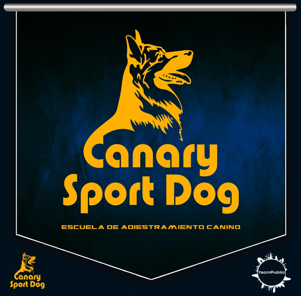 Logo Canary SportDog