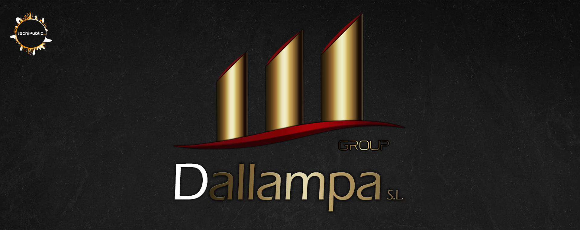 logo grupo Dallampa by TecniPublic.es