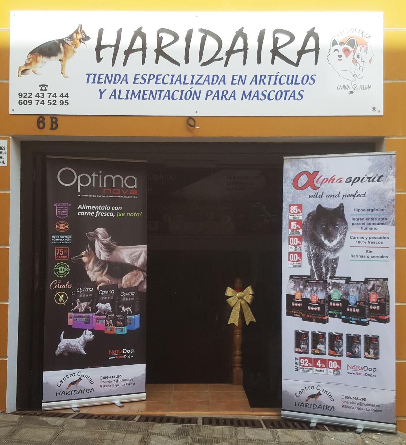 Fotografía carteles Haridaira