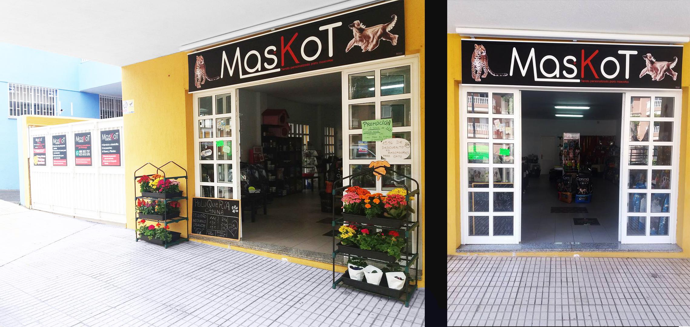 Fotografias tienda MasKot La Orotava Tenerife
