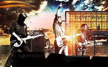 La Pista Búlgara grupo de Rock Canario