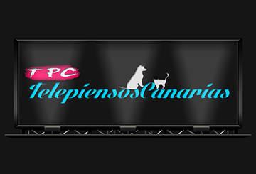 Logo principal TelepiensosCanarias