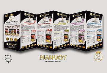 Mangoy - 2018, publicidad Delmocán