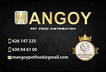 Tarjetas Mangoy - 2018