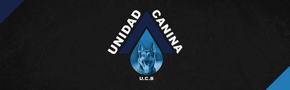 portada unidad canina u.c.b