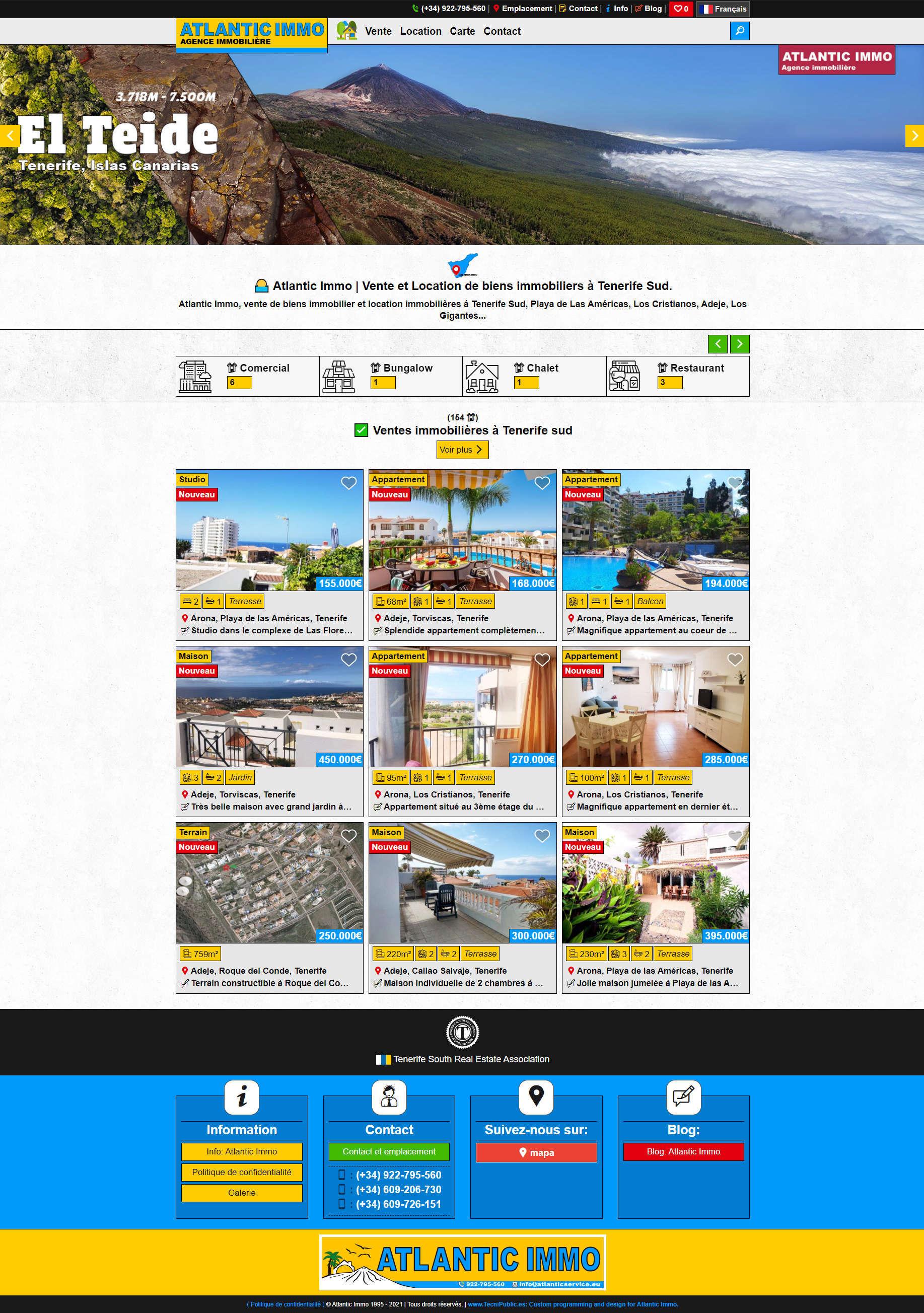 Atlantic Properties - Home